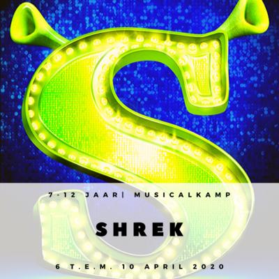 'SHREK' | MUSICALKAMP  (1e-6e LEERJAAR)